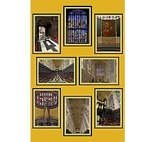 King's Interior Composite Gold Photographic Print