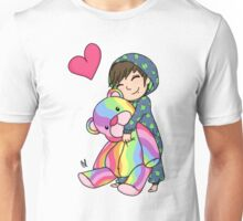 Snuggle Bear Unisex T-Shirt