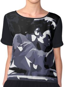Tough Helmar - Full Color Women's Chiffon Top