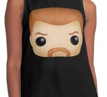 AMC The Walking Dead - Abraham - Funko Pop! Contrast Tank
