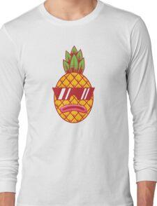 Fresh Pineapple Long Sleeve T-Shirt