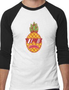 Fresh Pineapple Men's Baseball ¾ T-Shirt