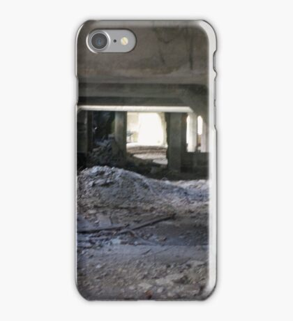 Concrete Supports iPhone Case/Skin