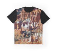 Hoodoos Bryce Canyon National Park Utah Graphic T-Shirt