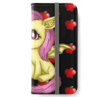 My Lil' Pony - Vampire Fruitbat Flutterbat - Fluttershy iPhone Wallet/Case/Skin