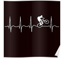 Hearth Beat Bicycle ride Poster