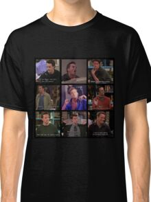 Chandler Bing Quotes Classic T-Shirt