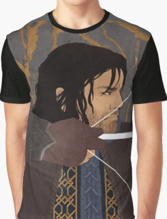 Kili of Durin Graphic T-Shirt