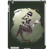Silent Laughter iPad Case/Skin