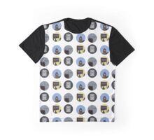 The Office: Opening Sequence Graphic T-Shirt