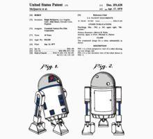 R2D2 Patent - Colour One Piece - Short Sleeve