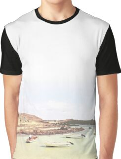 Old school beach time Graphic T-Shirt