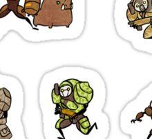 Grineer Friends! Sticker