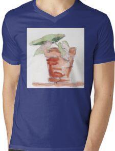 Begonia - foolproof? Mens V-Neck T-Shirt