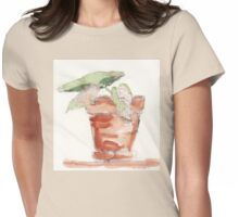Begonia - foolproof? Womens Fitted T-Shirt