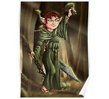 Neema the Druid Gnome Poster