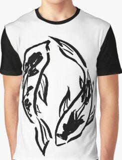 Koi Graphic T-Shirt