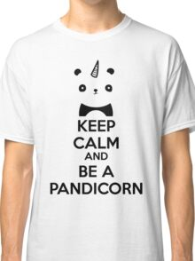 Keep Calm And Be A PandiCorn Classic T-Shirt