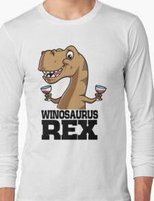 Winosaurus Rex Long Sleeve T-Shirt