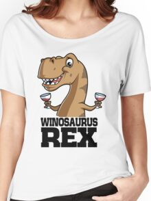 Winosaurus Rex Women's Relaxed Fit T-Shirt