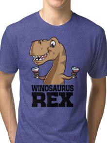 Winosaurus Rex Tri-blend T-Shirt