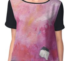 Tell me about the stars and the moon Chiffon Top