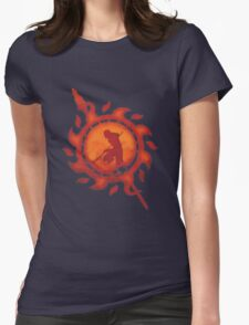 Red Viper Tshirt & Hoodie Womens Fitted T-Shirt