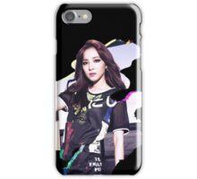 Sandara Park iPhone Case/Skin