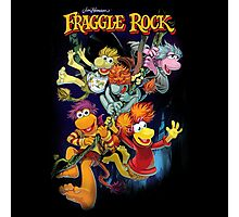 Fraggle Rock Photographic Print
