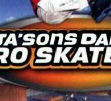 Ja'sons Danq Pro Skater 3 Sticker