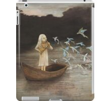Solo at Dawn iPad Case/Skin