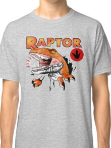 Ghost World raptor Classic T-Shirt