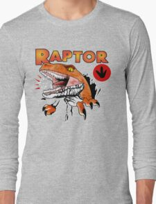 Ghost World raptor Long Sleeve T-Shirt