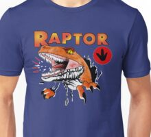 Ghost World raptor Unisex T-Shirt