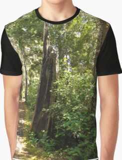 Nature Walk Graphic T-Shirt