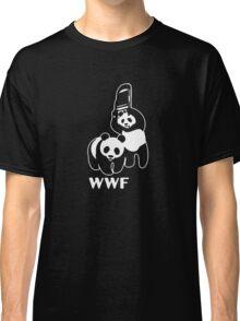 Panda Wrestling WWF Classic T-Shirt