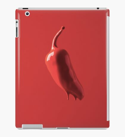 Hot Dripping Pepper iPad Case/Skin