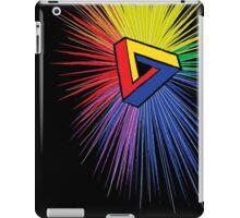Colorful Optical Illusion  iPad Case/Skin