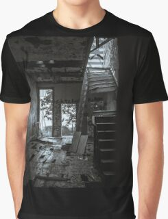 Abandoned and Desolate Graphic T-Shirt
