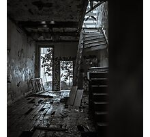 Abandoned and Desolate Photographic Print