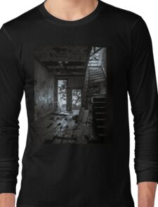 Abandoned and Desolate Long Sleeve T-Shirt