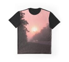 A perfect spot for a break in the journey Graphic T-Shirt