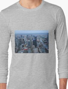Towers of Melbourne Long Sleeve T-Shirt