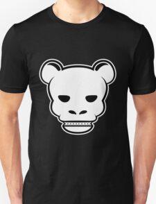 YG Bear Skull Black Unisex T-Shirt
