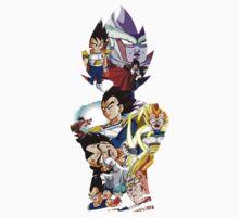 Vegeta - Prince of all Saiyans One Piece - Long Sleeve
