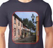 Fort Alley ~ A Very Old Street Unisex T-Shirt