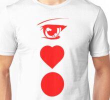 I  LOVE JAPAN Unisex T-Shirt