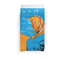 Try your Fortune With Dr.Fate :) Duvet Cover
