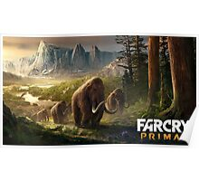 Far Cry Primal Poster