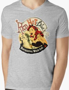 Rockabilly Weekend : Three Days Of Music, Cars, And Dancing  Mens V-Neck T-Shirt
